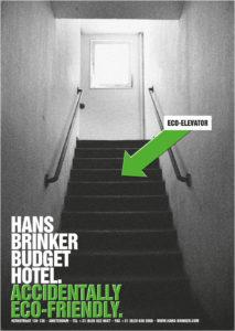 Αφίσα του Hans Bricker Budget Hotel