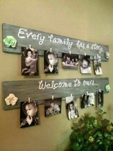 Κάθε οικογένεια έχει την ιστορία της