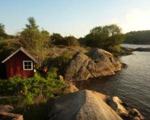 Το ιδιωτικό νησί στο Hvaler